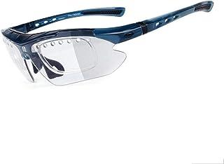 Aooaz Color Changing Luminous Night Vision Riding Glasses Running Mountain Bike Bike Sports Polarizer