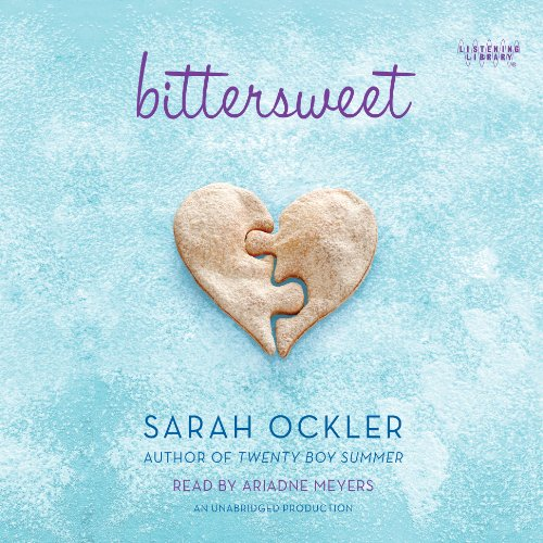 Bittersweet                   By:                                                                                                                                 Sarah Ockler                               Narrated by:                                                                                                                                 Ariadne Meyers                      Length: 10 hrs and 59 mins     2 ratings     Overall 5.0