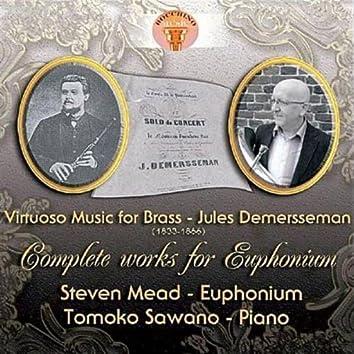VIRTUOSO MUSIC FOR BRASS
