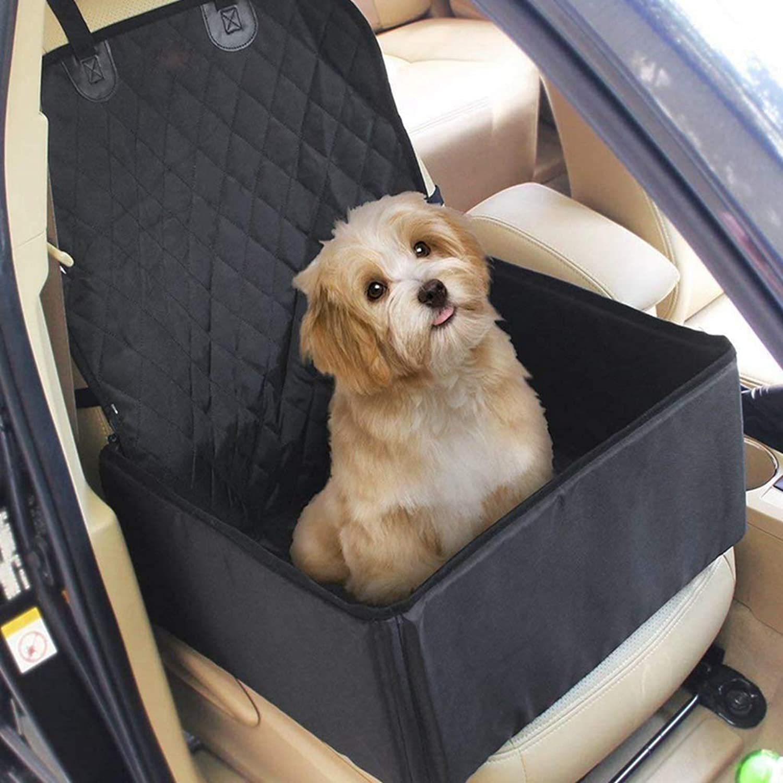 Pet Car Mat Front Row AntiDirty Waterproof Bag Pet Seat Cover
