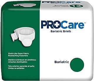 Procare Bariatric Brief