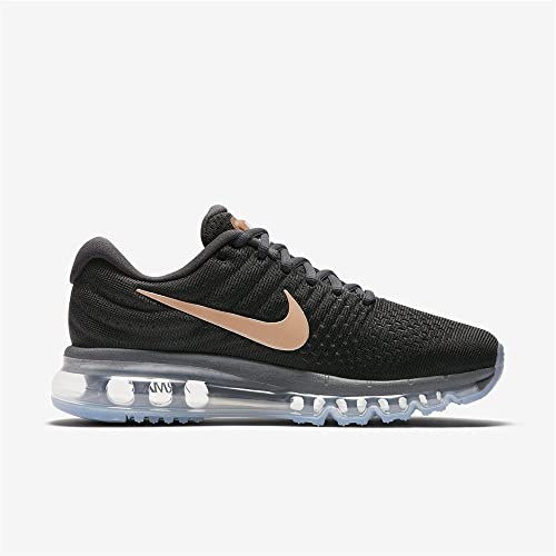 sale retailer a5b9e a791d Nike Womens - Air Max 2017 - Off White - 848560-005
