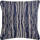 Fab Habitat Outdoor Accent Pillow, UV & Weather Resistant, Recycled Plastic - Cancun - Green (20' x 20')