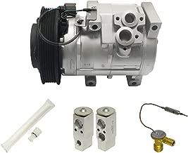 RYC Remanufactured AC Compressor Kit KT AI62