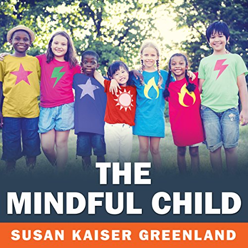 The Mindful Child audiobook cover art