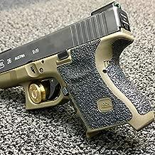 TOFEIC Pistol Gun Grip Texture Rubber Tape for Glock 26 27 28 33 39 Gen 1 2 3