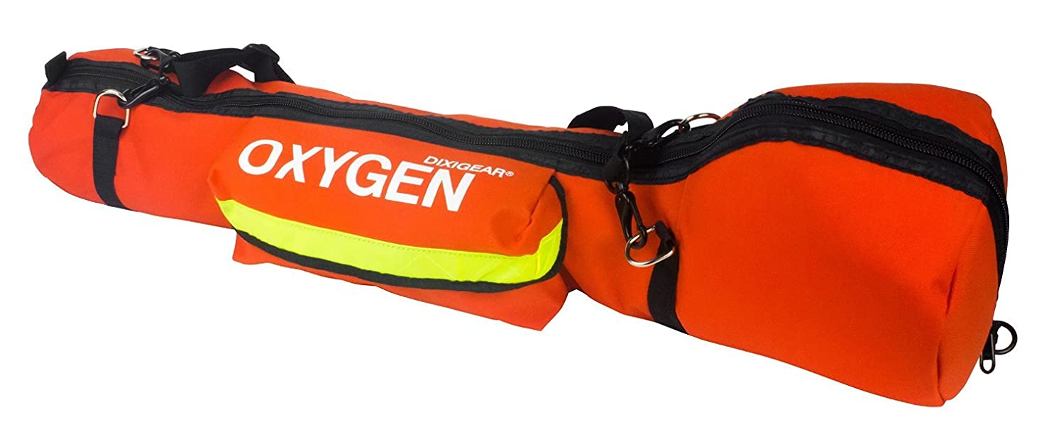 つぶす意義行動Dixie Ems Padded Oxygen O2 Carry Pack for E-Cylinder Tank by Dixie Ems
