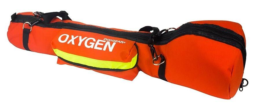 オーストラリア人切り下げ火山学Dixie Ems Padded Oxygen O2 Carry Pack for E-Cylinder Tank by Dixie Ems