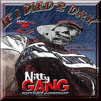 If I Died 2 Day, Killa Flame . Net, (feat. Wurkk Tha Realist)