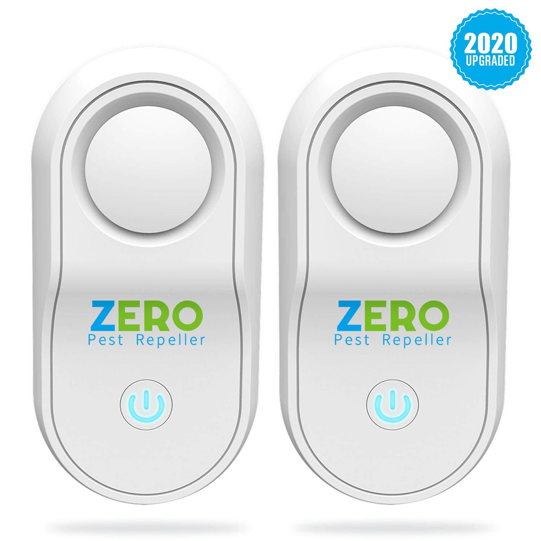 ZEROPEST Ultrasonic Repeller Electronic Repellent