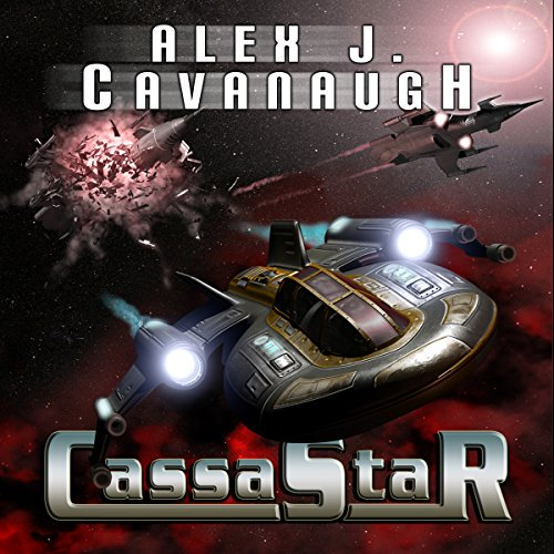 CassaStar audiobook cover art