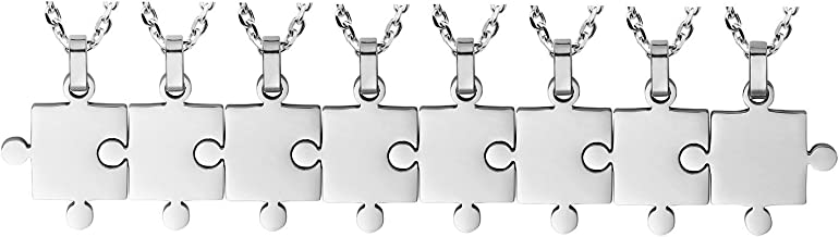 Best friendship necklace for 8 Reviews