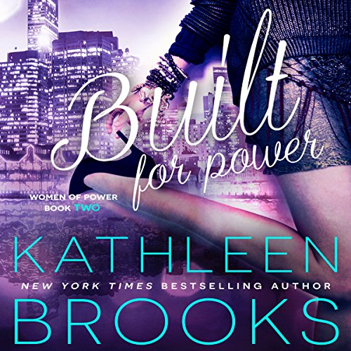 Built for Power audiobook cover art