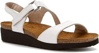 Footwear Women's Pamela Gray Lizard Leather Sandal