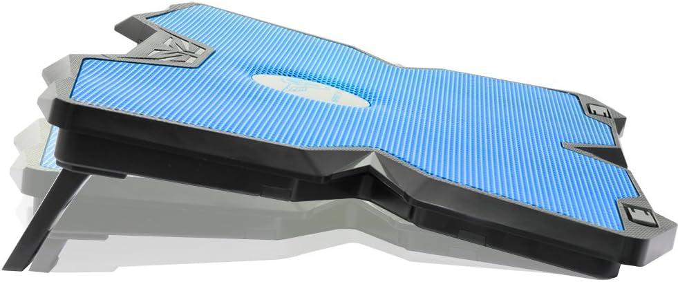 /17/120/mm Spirit of Gamer sog-ve500bl K/ühler f/ür Laptop 13/