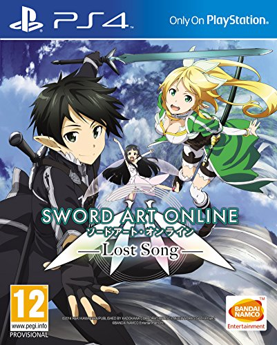 The Sword Art Online 3: Lost Song - [Edizione: Spagna]