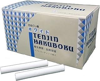 日本白墨工業 天神印チョーク 100本入り 白