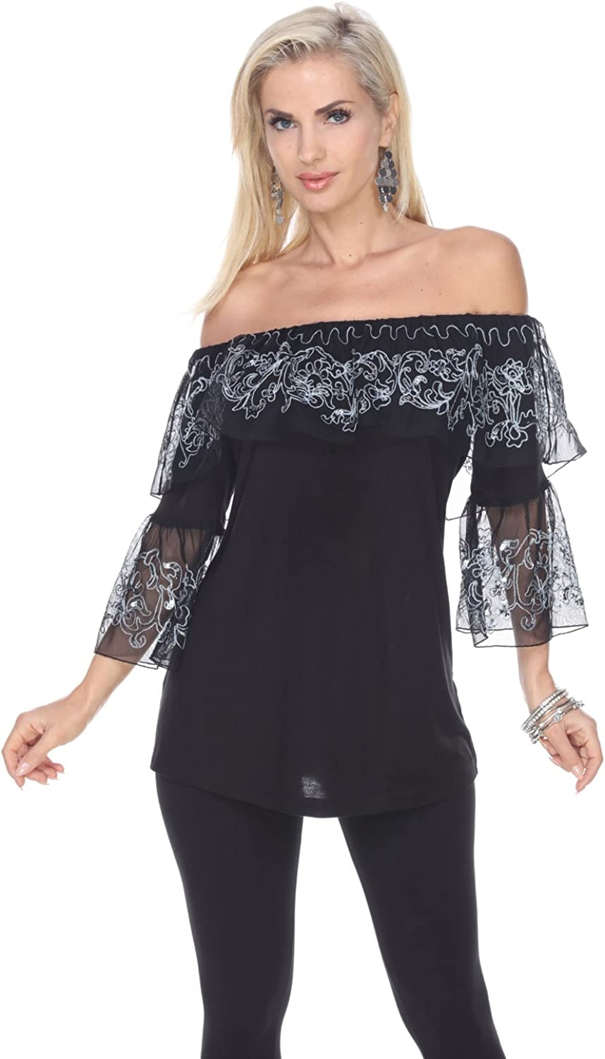 Krista Lee Mia Off Shoulder Tunic