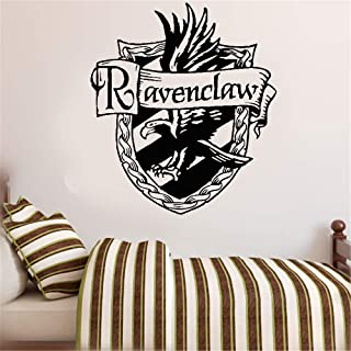 pennge Wall Decal Sticker Art Mural Home Decor Quote Harry Potter Ravenclaw House Hogwarts for Nursery Kids Room Boys Girls Room Home Decor