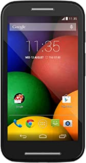 Motorola Moto E (1st Generation) - Black - 4 GB - Global GSM Unlocked Phone