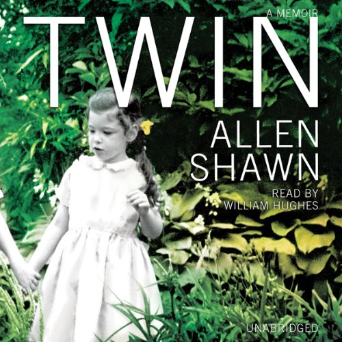 Twin audiobook cover art