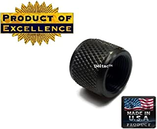 Deltac® Knurled Barrel Thread Protector 9/16-24RH - Made in USA