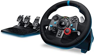Logitech G29 Driving Force Racing Wheel - PlayStation 4 and PlayStation 5