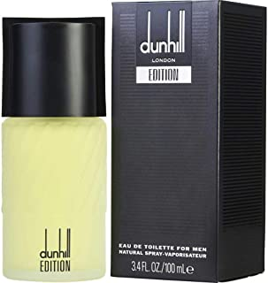 Dunhill Edición Hombres 100ml Eau De Toilette Spray 1er Pack (1 x 100 ml)
