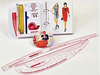 The Golden Rule Pattern Making System, 280 Sewing Patterns & Fashion Styles for Hobby Dressmakers from Lutterloh System