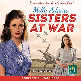 Sisters at War cover art