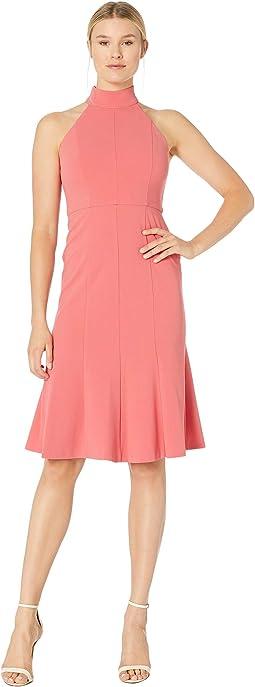 da673fda8358 Donna morgan siena beaded halter long gown, Clothing, Women ...