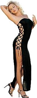 Long Slinky Dress