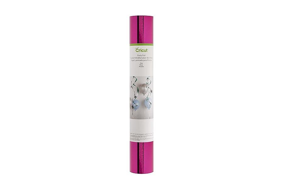 Cricut Pink 12 X 48 X 2 Party Foil, 12X48,