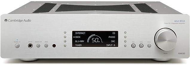 Cambridge Audio Azur 851A Integrated Class XD Amplifier - Silver