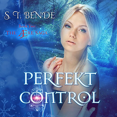 Perfekt Control audiobook cover art