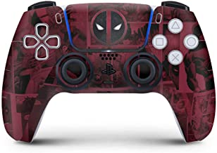 Skin Adesivo PS5 Controle Playstation 5 - Deadpool Comics