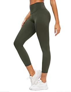 NUOVI Donna Elastico Slim Fit Tinta Unita Skinny VISCOSA LEGGINGS Basic Pantaloni Casual