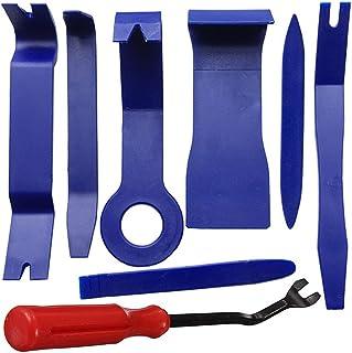 Kit de ferramentas de remoção de alto-falante de CD WINOMO com 8 peças para painel de acabamento de moldagem automática pa...