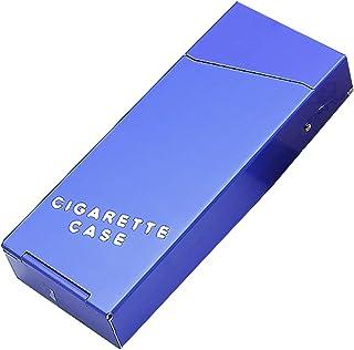 JUANJUAN Pitilleras Scatola di Sigaretta Alluminio Portasigarette Scatola Portasigarette A Compressione Resistente alla Co...