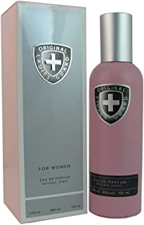 Original Swiss Guard for Women Eau De Parfum Spray, 3.4-Ounce