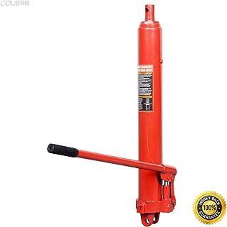 COLIBROX--New 8 Ton Long Manual Hydraulic Ram Jack Engine Lift Hoist Cherry Picker,hydraulic ram for sale,hydraulic ram jack