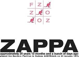 Best frank zappa oz Reviews