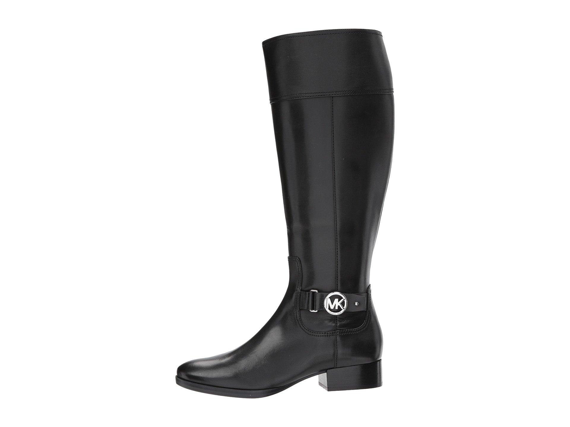 MICHAEL Michael Kors Harland Boot Wide Calf OzXfmf