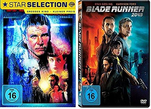 Blade Runner: Final Cut + Blade Runner 2049 [DVD Set]