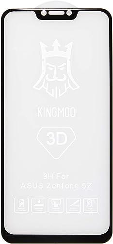 Película de Vidro 3D Asus Zenfone 5 5Z Tela Toda, Cell Case, Película de Vidro Protetora de Tela para Celular, Preto,...
