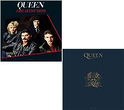 Greatest Hits I and II (Best Of) - Queen Greatest Hits 2 LP Vinyl Album Bundling