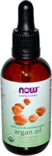 Now Organic Argan Oil 2fl Oz 59 ml