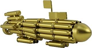TG,LLC Gun Bullet Casings Shells Shaped Model Navy Diving Sub Submarine Military Gift