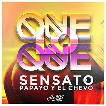 Que Lo Que (Remix) [feat. El Chevo & Papayo]