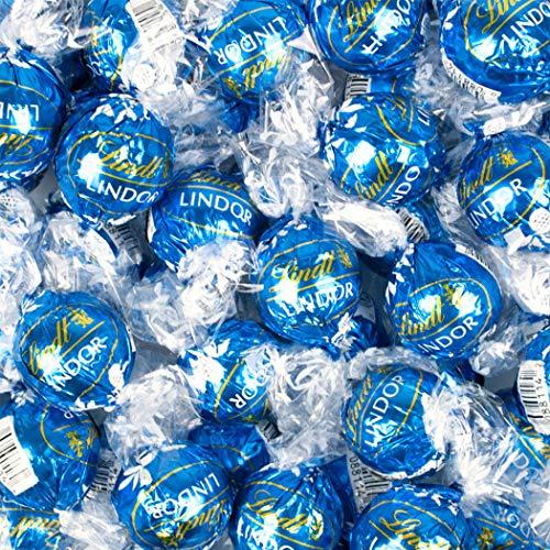 Lindor Blue Sea Salt Milk Chocolate Truffles (1.65lb - Approx 60pcs)